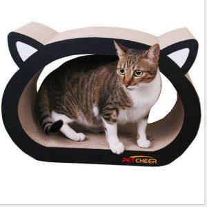 ที่ลับเล็บแมว ทรงหน้าแมว